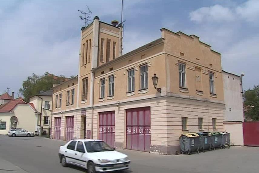 Bývalá hasičská zbrojnice v Mikulově
