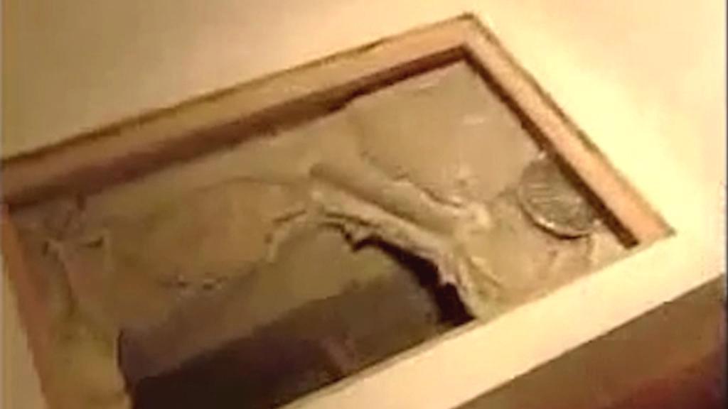 Tajný vstup do tunelu Hamasu