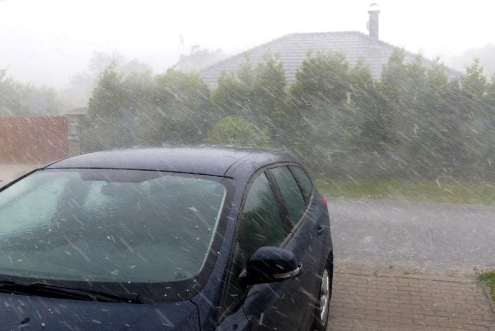Bouřka na Blanensku