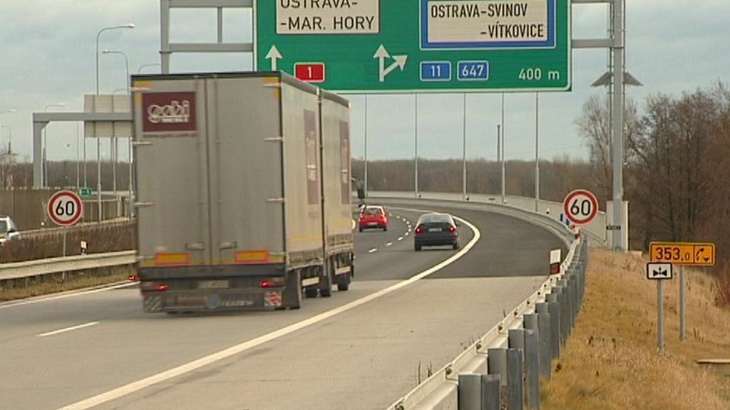 Severomoravská dálnice
