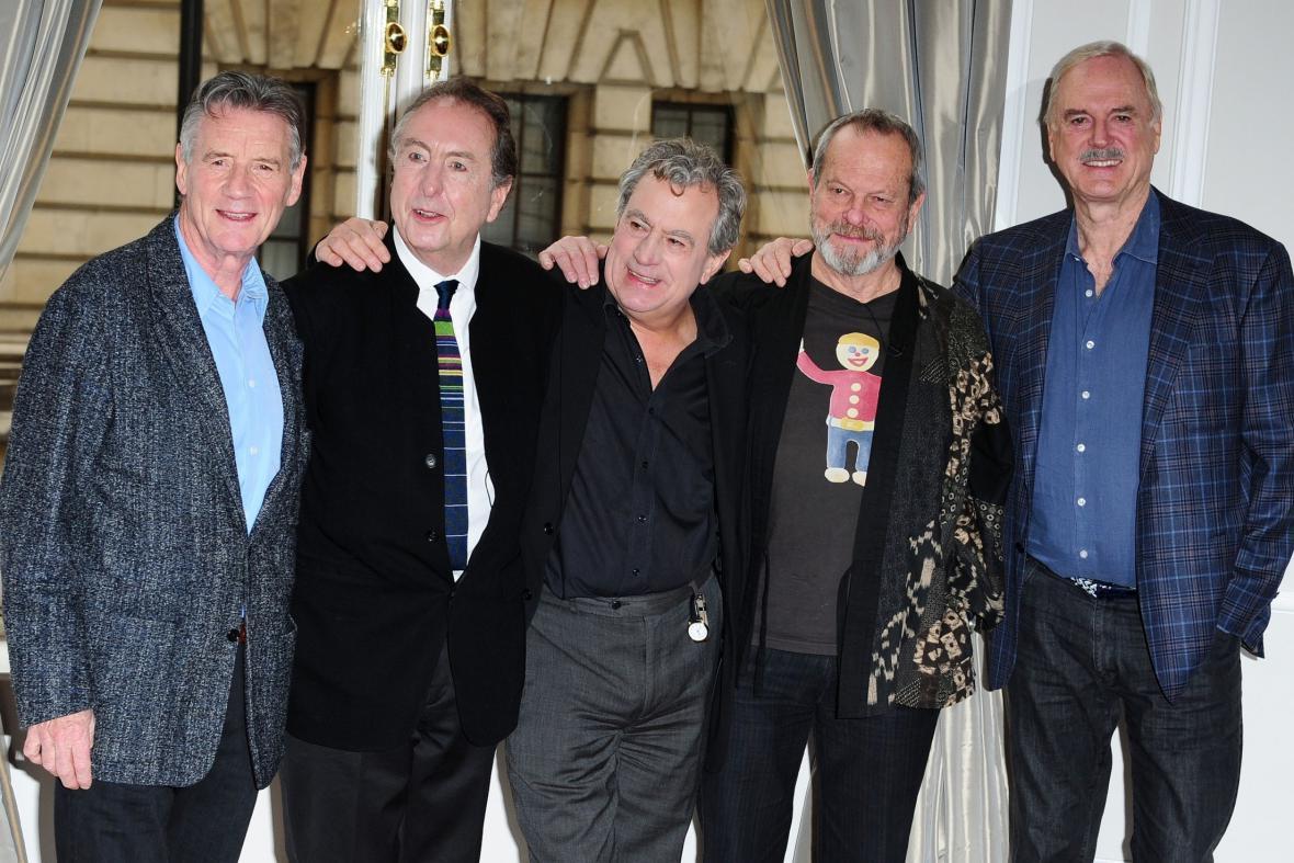 Britská komediální skupina Monty Python