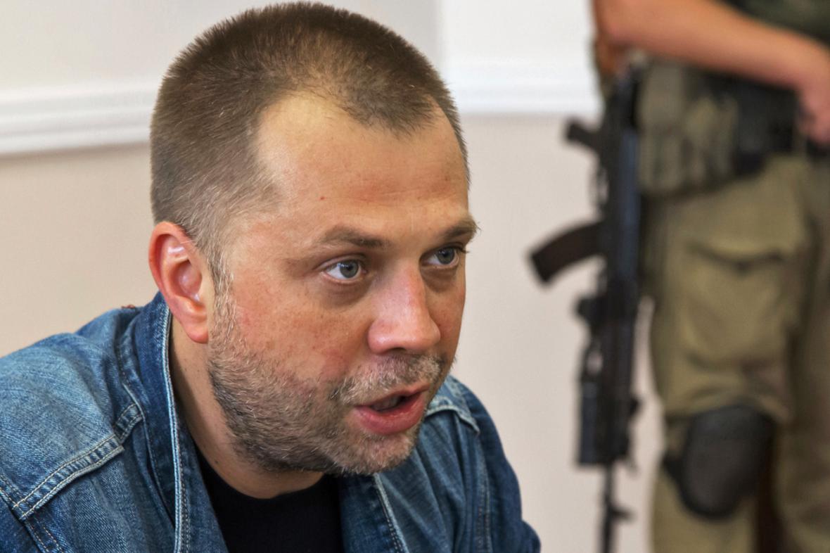 Alexandr Borodaj