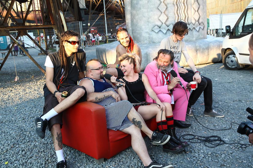 Slovenská kapela Bijou Terrier