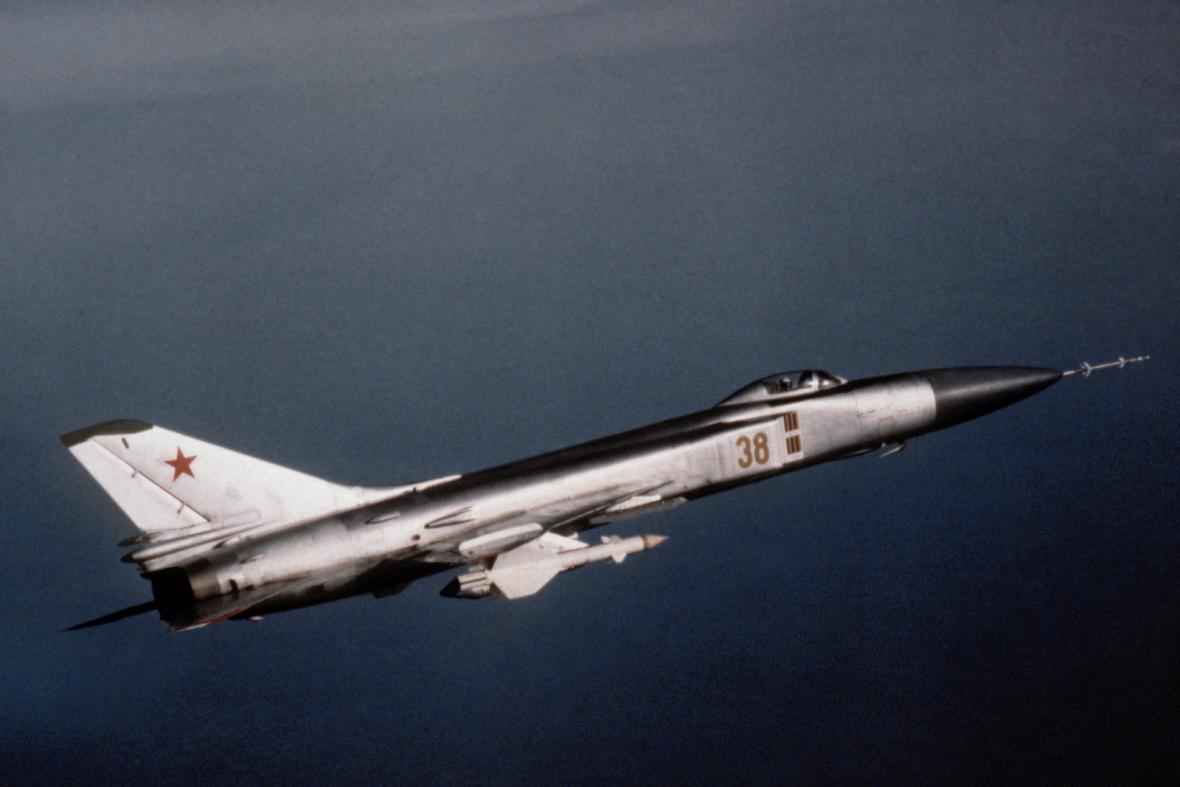 Sovětský letoun Su-15