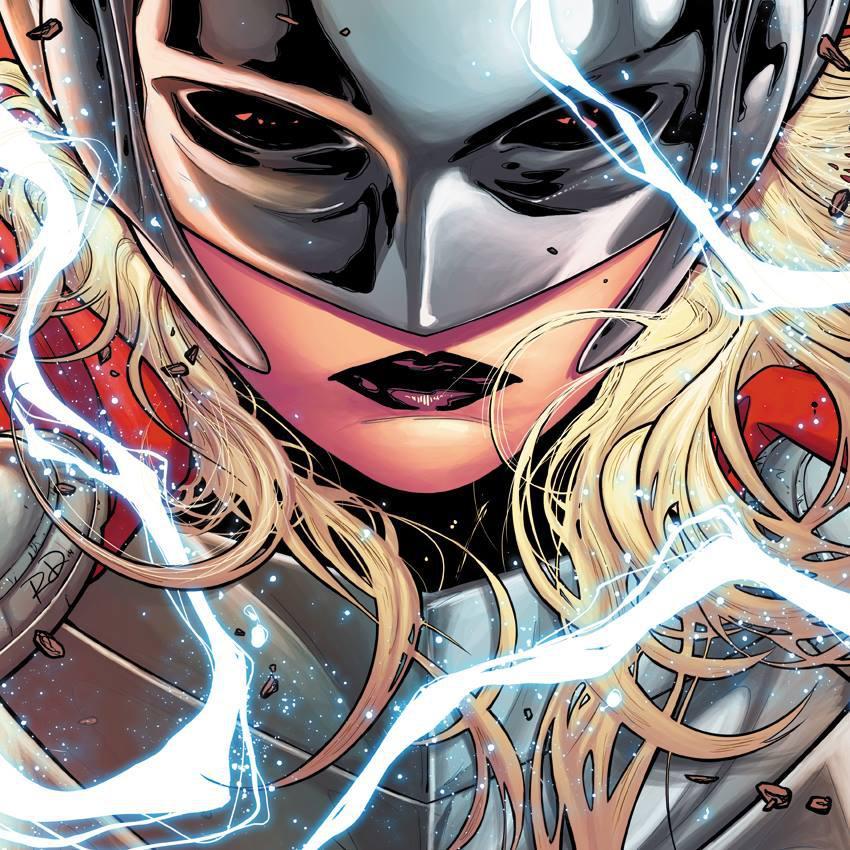 Thor jako žena