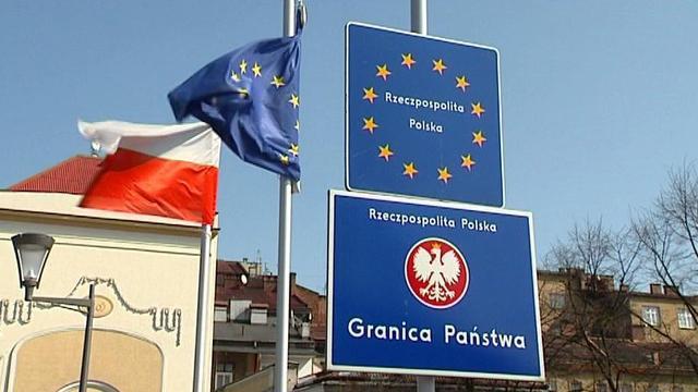Polská hranice