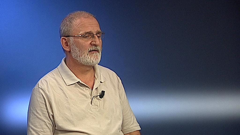 Letecký publicista Martin Velek