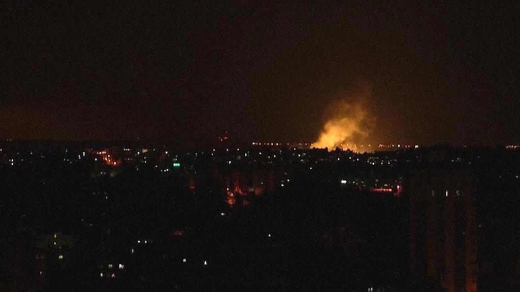 Izrael zahájil pozemní ofenzivu do Gazy