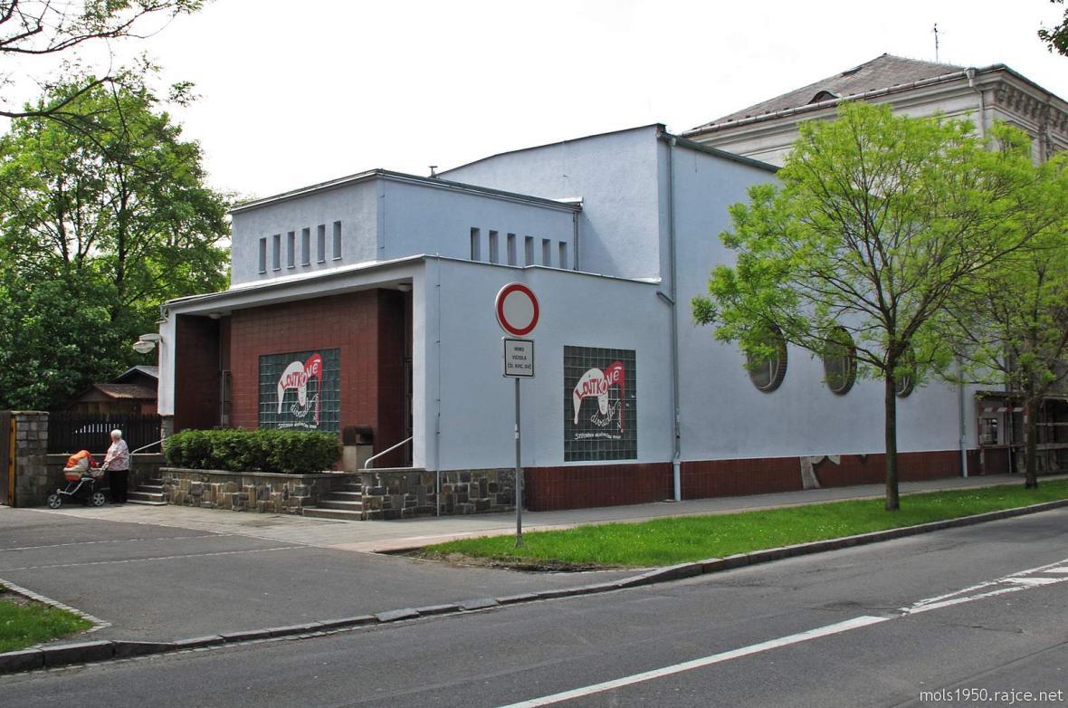 Loutkové divadlo v Opavě