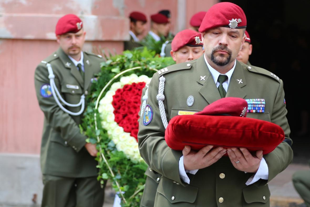Pohřeb Davida Beneše