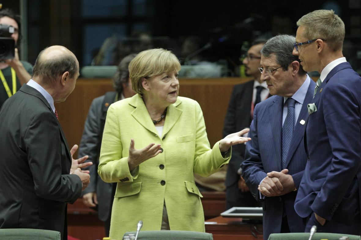 Summit EU jedná o dalších sankcích proti Rusku