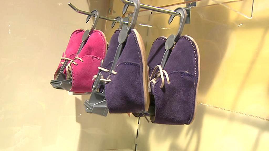 Zhruba 75 procent dětí nosí špatnou botu