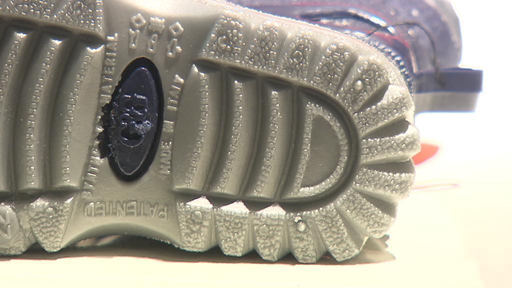 Výjimkou nejsou ani karcinogenní látky uvnitř boty