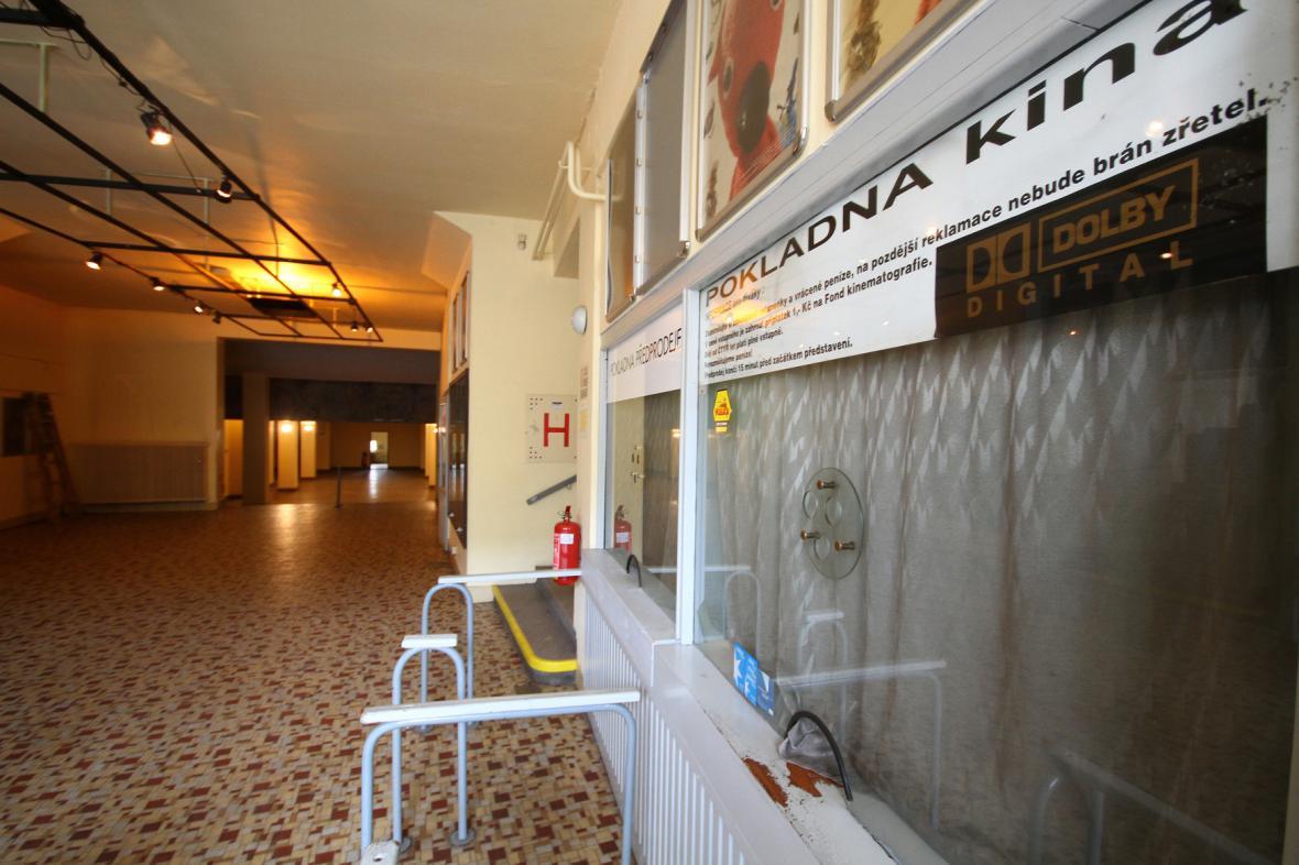 Bývalé ústecké kino Hraničář