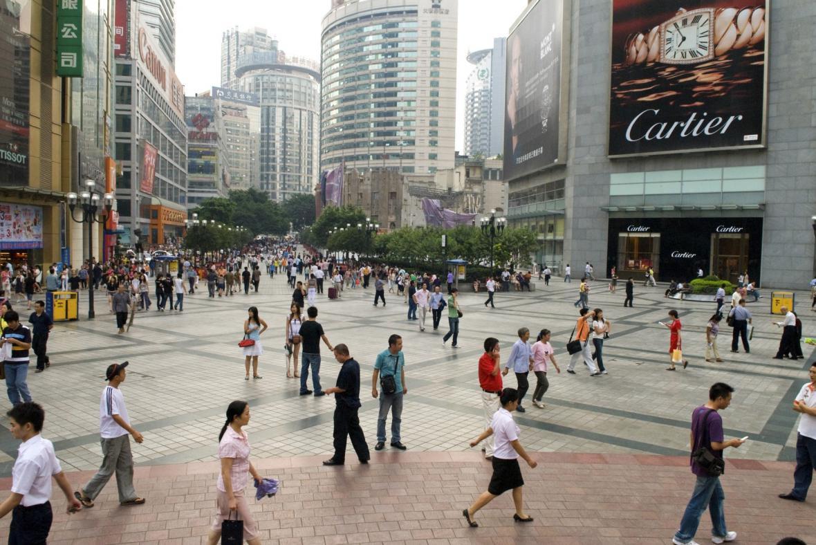 Urbanizace v Číně