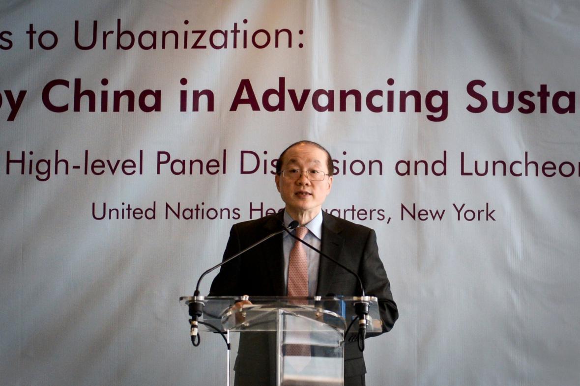 O čínské urbanizaci se mluvilo v OSN
