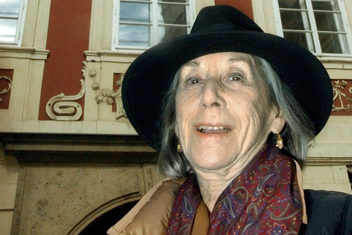 Nadine Gordimerová v Praze