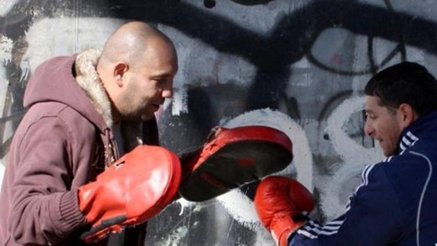 Koza - cesta boxera zpět do ringu