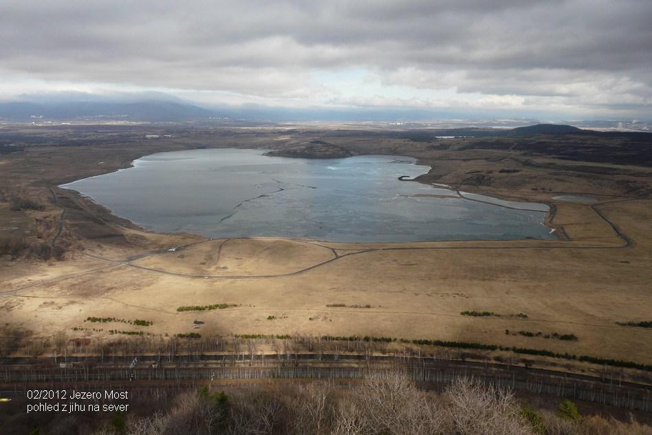 Mostecké jezero
