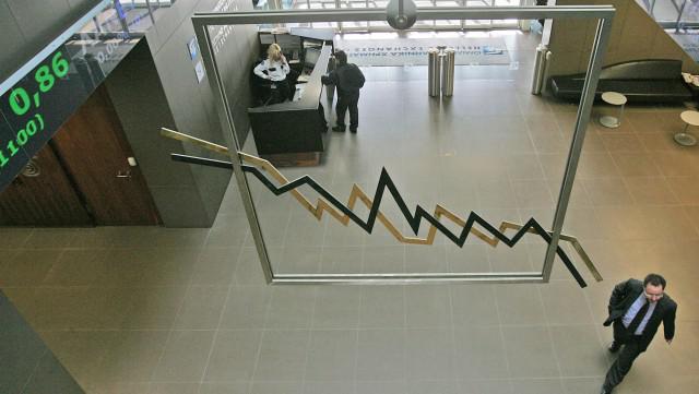 Krize na finančních trzích