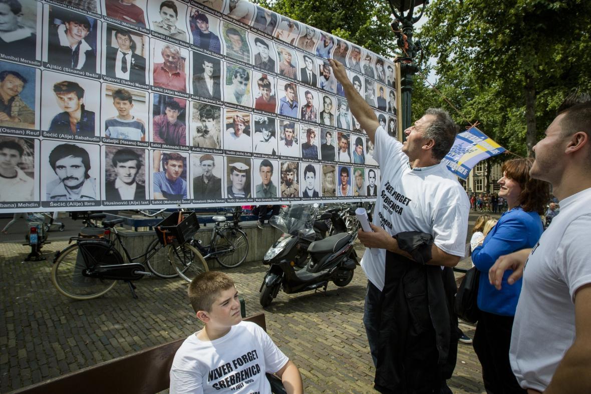 Pieta ve Srebrenici