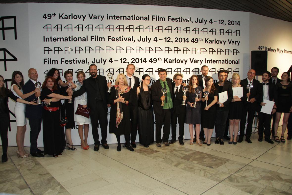 Vítězové 49. MFF Karlovy Vary