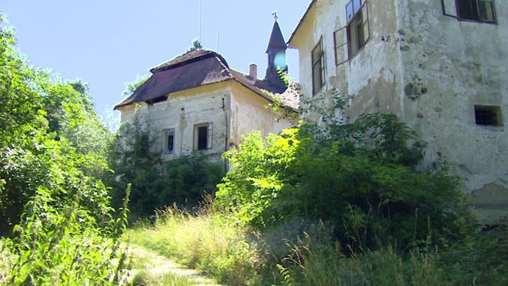 Zámek Poříčí u Boršova nad Vltavou