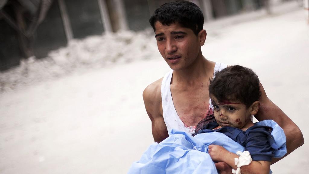 Oběti syrského konfliktu