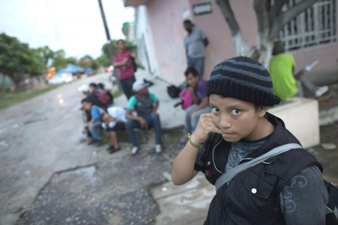 Dětská migrace