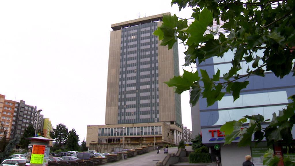 Budova bývalého hotelu Armabeton
