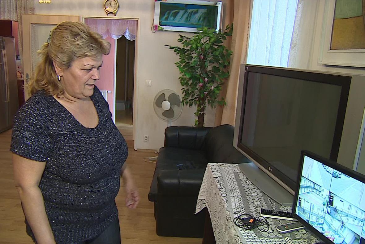 Problémy s nájemníky nejsou, říká domovnice Viola Šimková