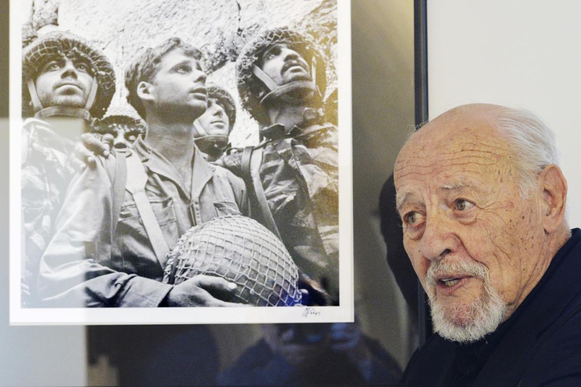David Rubinger a jeho nejslavnější snímek