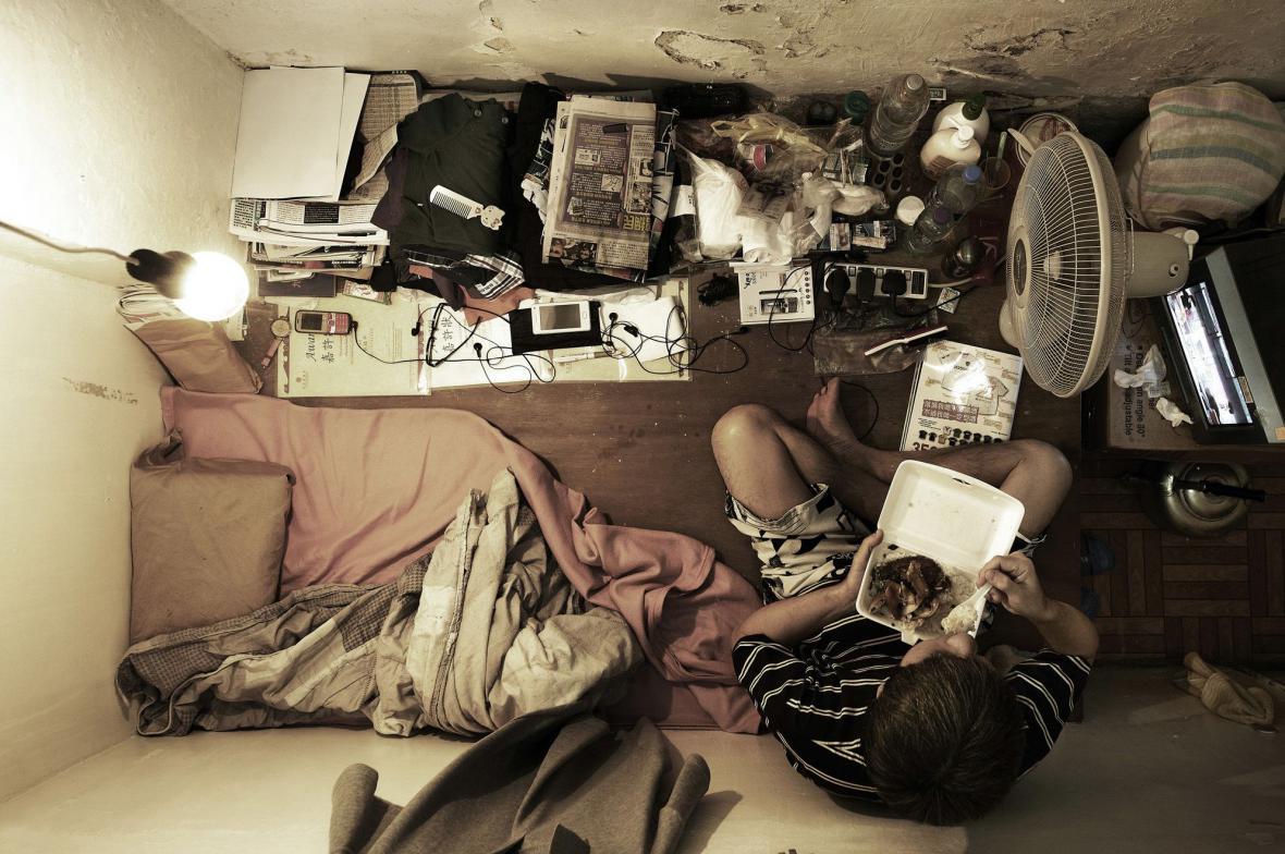 Mikrobyty v Hongkongu