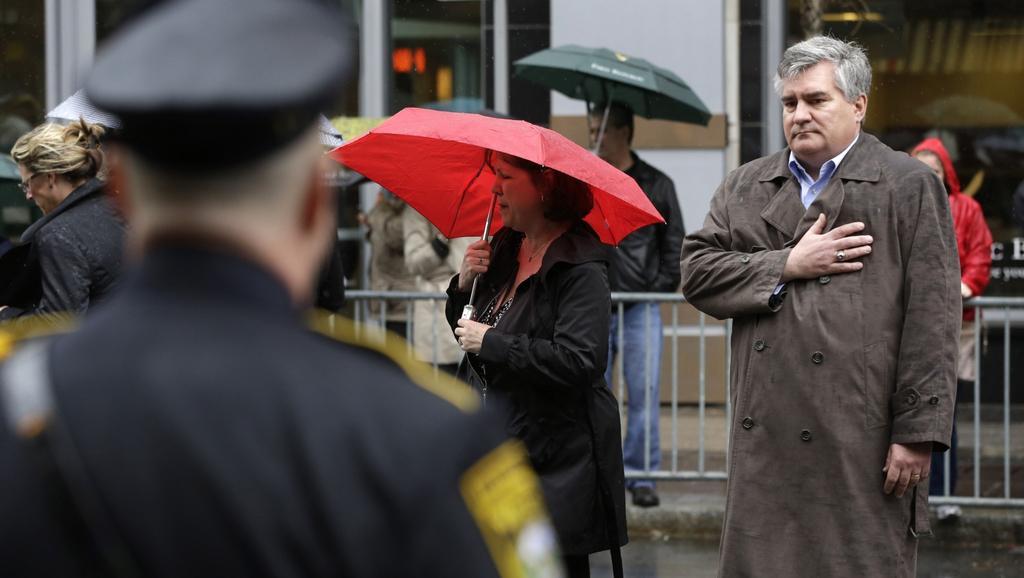 Setkání k prvnímu výročí bostonského atentátu