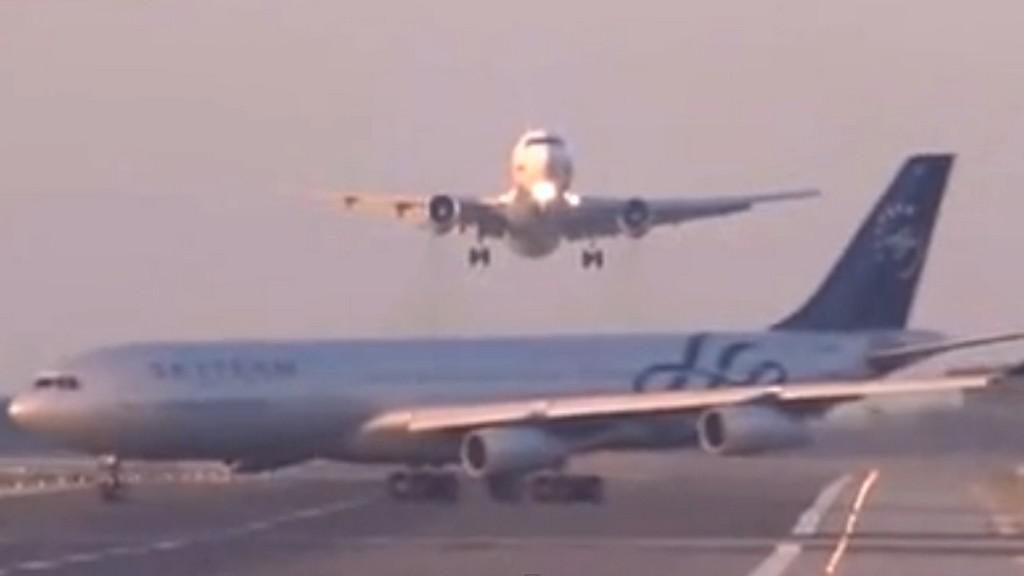 Na barcelonském letišti možná hrozila srážka letadel