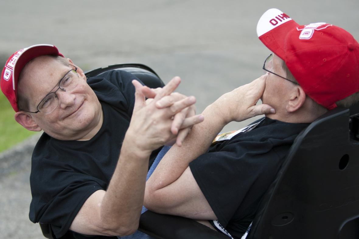 Ronnie a Donnie Galyonovi