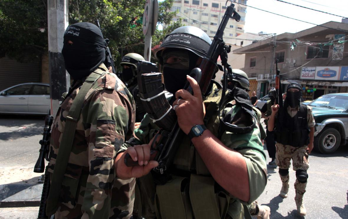 Napětí v Gaze
