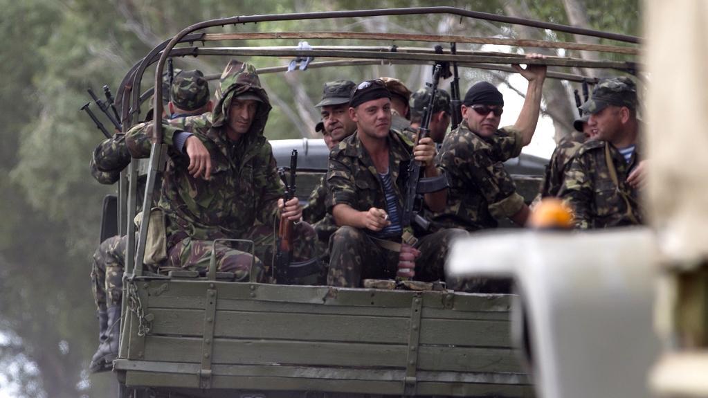 Ukrajinská armáda dál postupuje na východě země