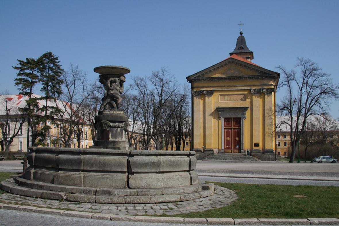 Barokní pevnost Josefov