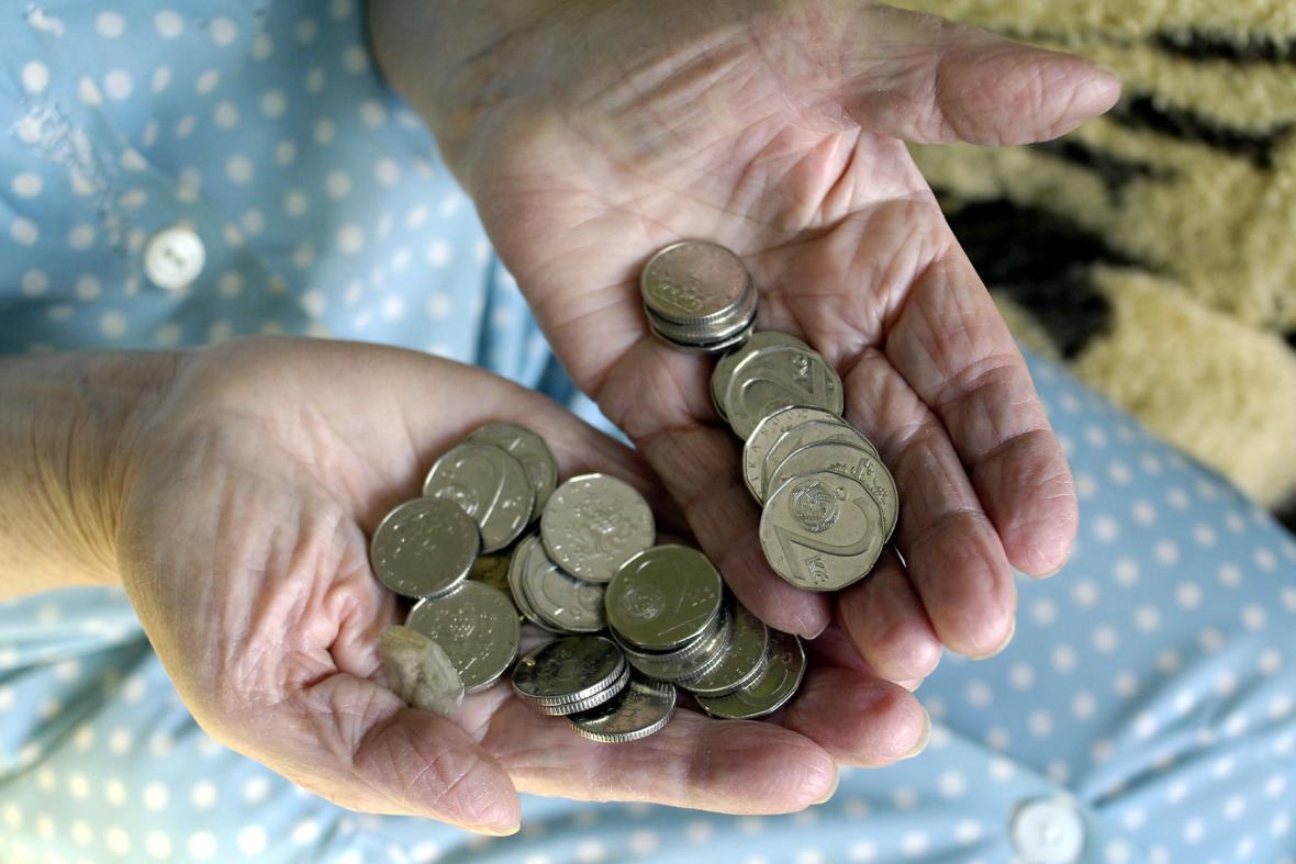 Valorizace důchodů