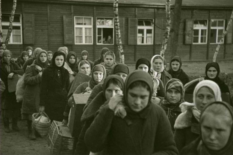 Průchozí tabor Berlín-Wilhelmshagen (prosinec 1942)