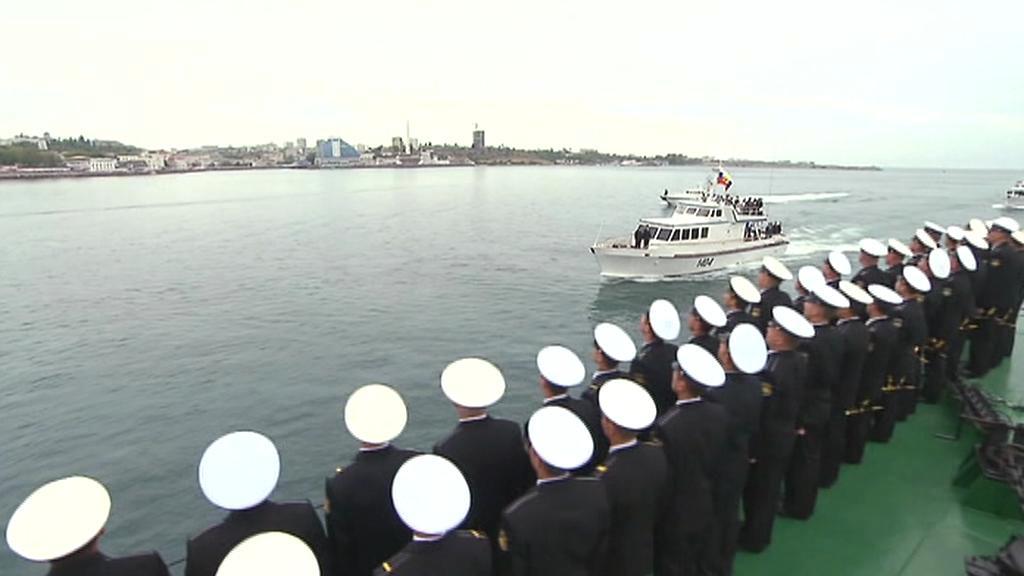 Oslavy Dne vítězství v Sevastopolu
