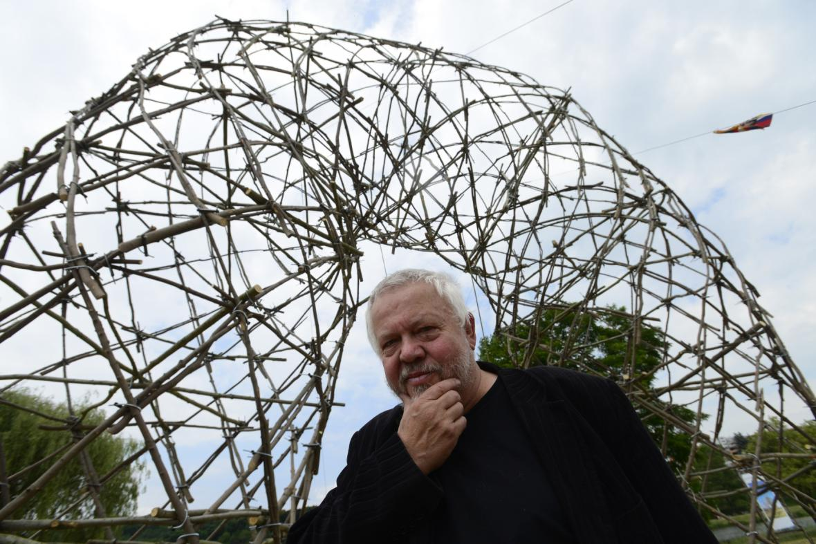 Architekt Martin Rajniš