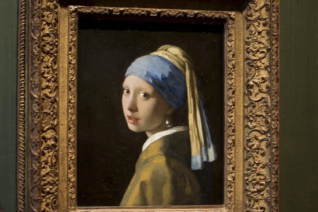 Dívka s perlovou náušnicí