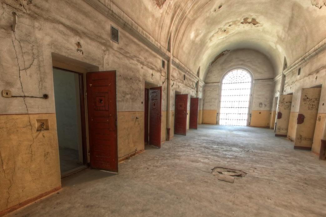 Samotky v uherskohradišťské věznici