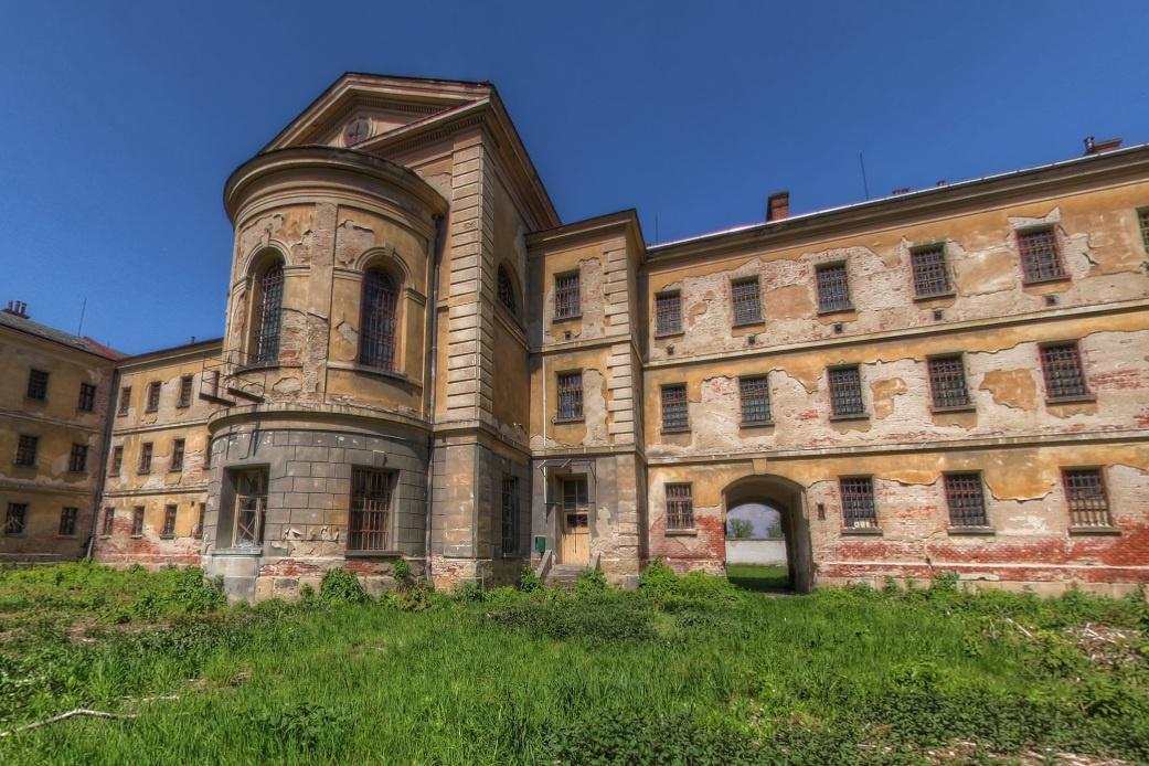 Bývalé vězení v Uherském Hradišti