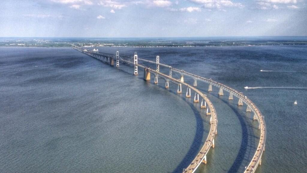 Obávaný most v Marylandu