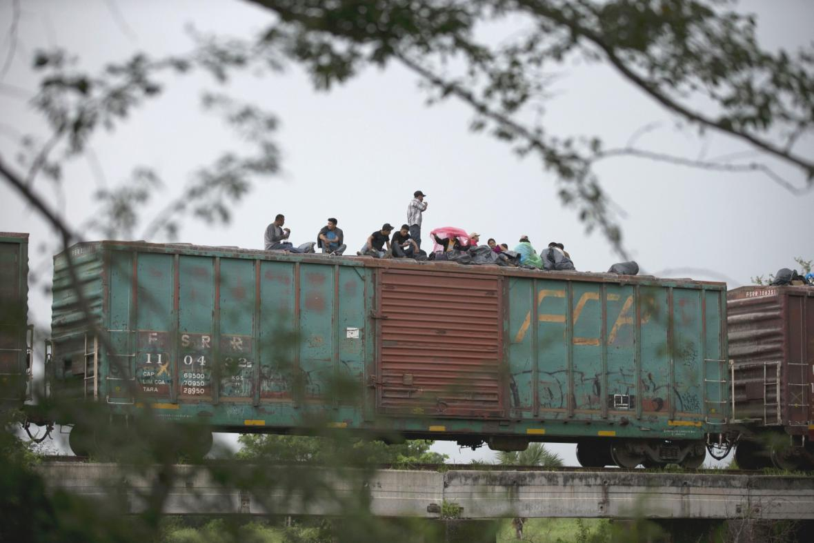 Migranti s dětmi