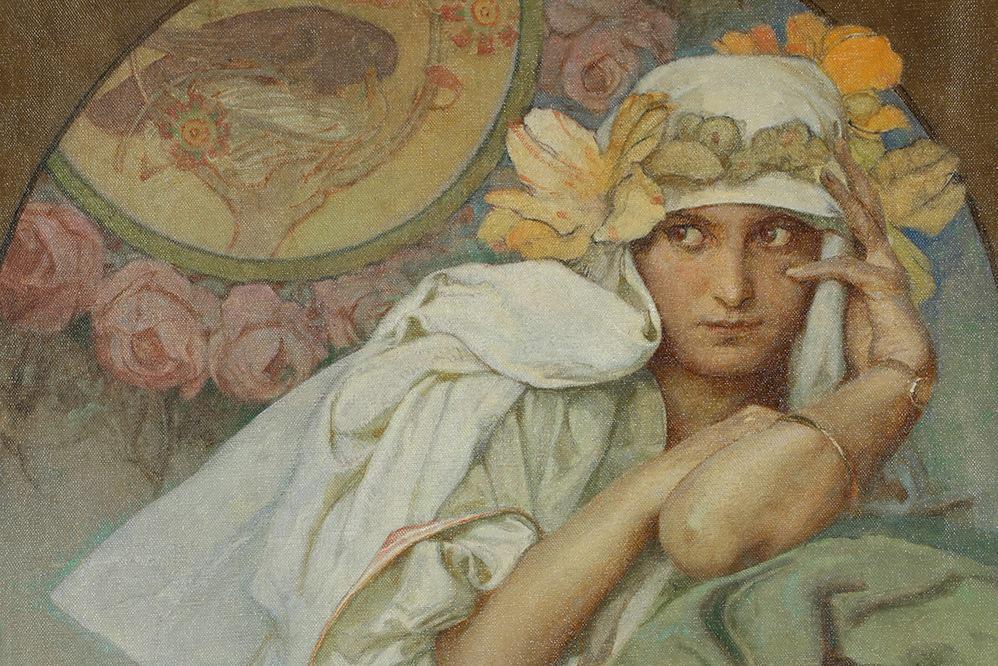 Výstava Alfons Mucha v zrcadle doby
