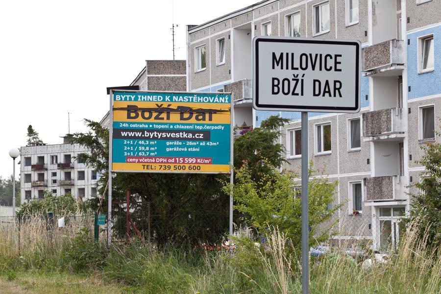 Milovice - červen 2014